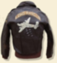 Type A2 Flight Jacket 13th Air Force Long Ranger