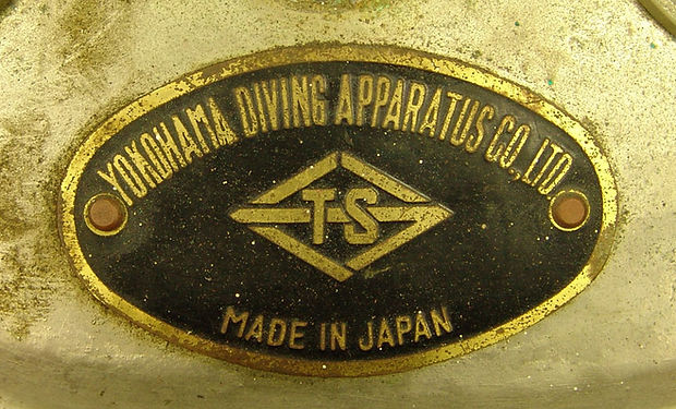 Yokohama Diving Apparatus Co Ltd tag