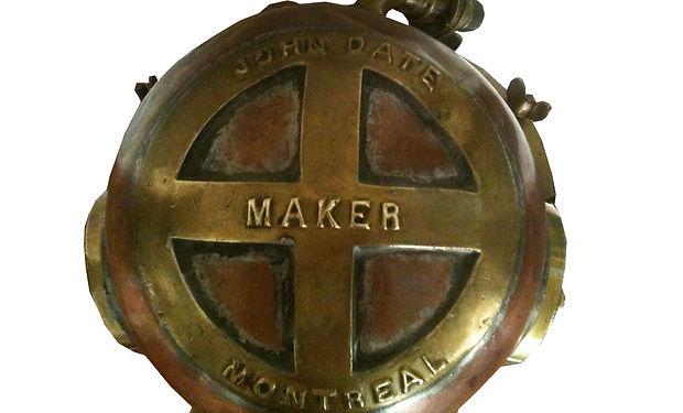 John Date Maker Montreal Helmet