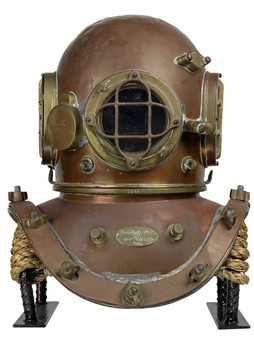 1916 A.J. Morse Diving Helmet