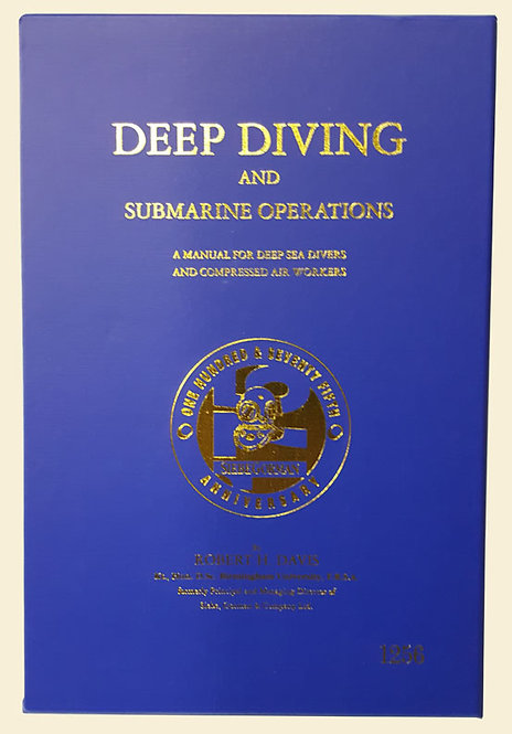 Deep Diving & Submarine Operations - Siebe Gorman