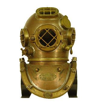 US Navy Mark V Diving Helme