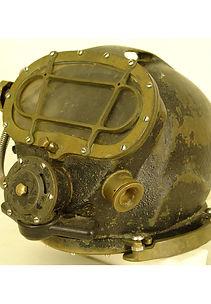 Miller Vintage Dving Helmet