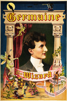 Germaine The Wizard Poster