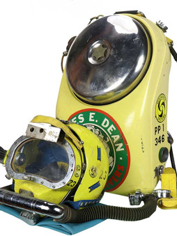 Interspace Rebreather & Mask
