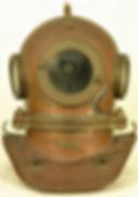 Soviet Russian Antique Diving Helmet