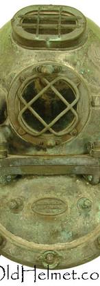 A.J. Morse & Son 5 Bolt Helmet