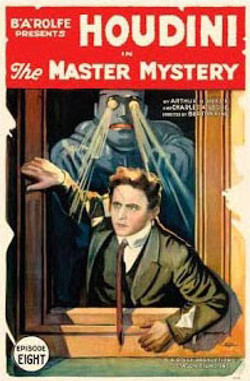 1919 Movie Serial Poster Episode 8
