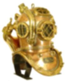 Steelhead diplay stand helium mark v hemet