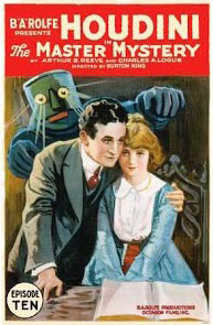 1919 Movie Serial Poster Episode 6