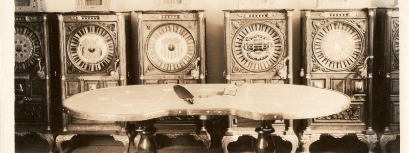 Mills Upright Slot Machines