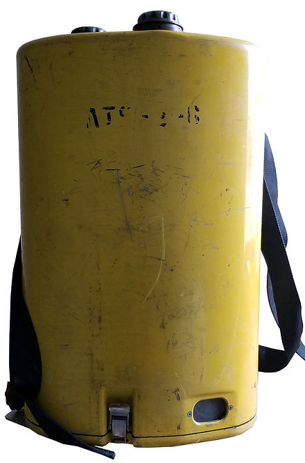 US Navy Mark 12 Divers Rebreather Backpack Morse 1980s