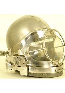 Joe Savoie Diving Helmet