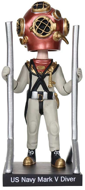 US Navy Mark V Bobblehead - Limited Release