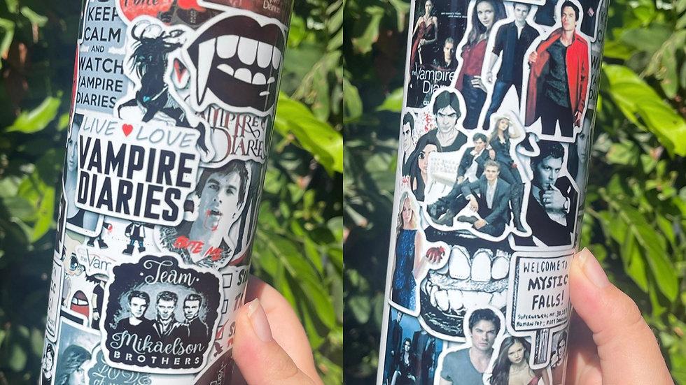 Vampire Diaries Tumbler
