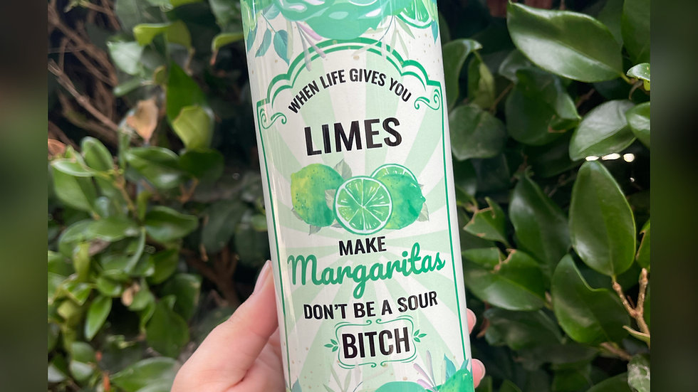 When Life Gives You Limes (Language Advisory)