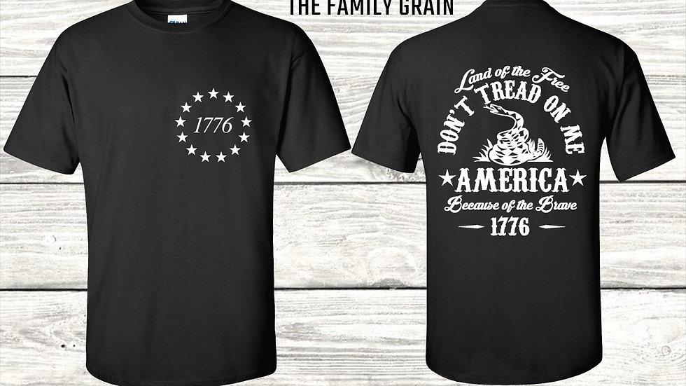 DTOM 1776 T-Shirt