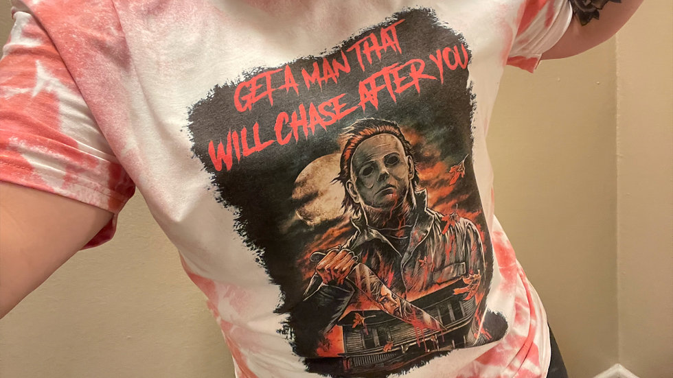Chase After You Michael Myers T-Shirt