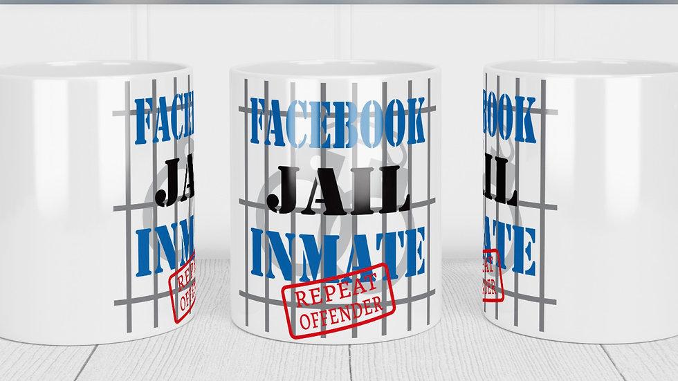 Facebook Inmate Mug