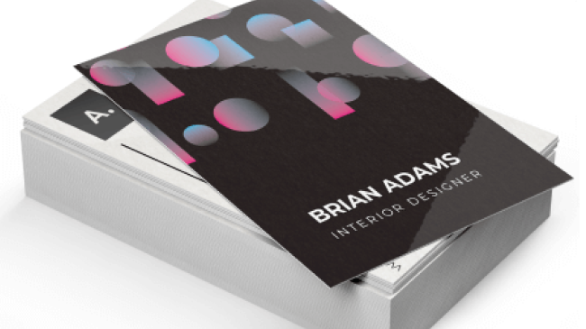 Quick Ship Business Card Special