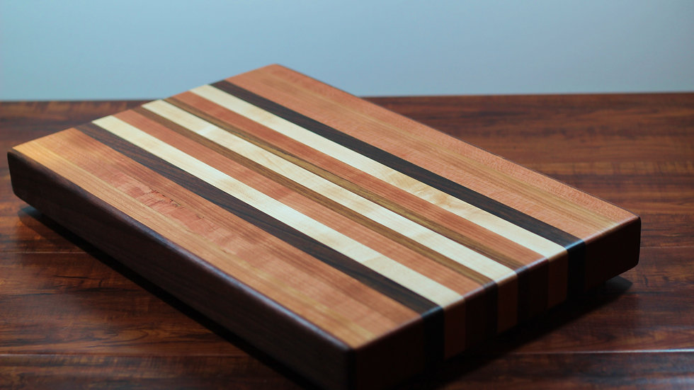 Beautiful Five Wood Board