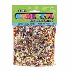 Confetti Foil Mix 2.4Oz