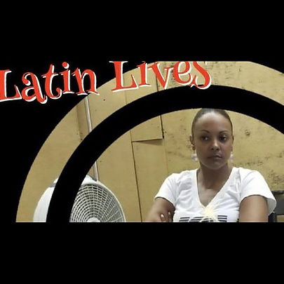 What's got Josefina looking like that__Come and find out (link in bio) #latinlives _latin_lives #fam
