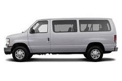 12 passenger van
