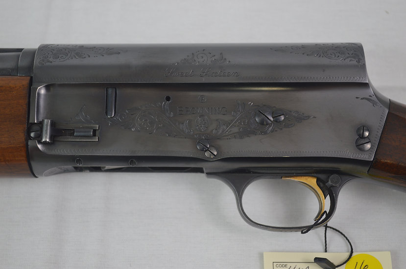 BROWNING A5 MADE IN BELGIUM
