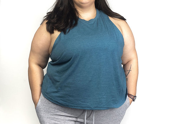 ATHLETHICC Cropped Tank