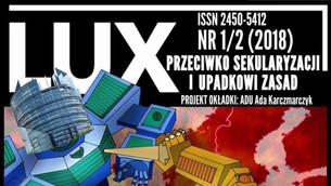 LUX - okładka by ADU
