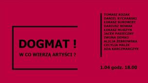 DOGMAT! w Krakowie