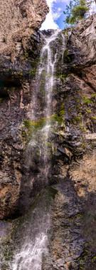 Treasure Falls - Vertical Panorama