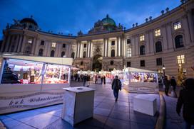 Michaelerplatz Christmas Market
