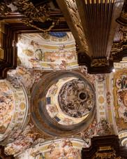 Melk Abbey - Church Ceiling