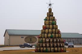 Templeton Iowa - Christmas Tree Day