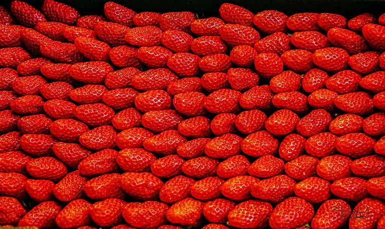 Strawberries - Paris