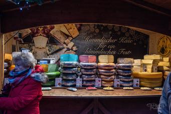 Vienna Christmas Market (Weihnachtsmarkt) - Cheese