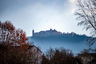 Göttweig Abbey - across the river from Krems Austria