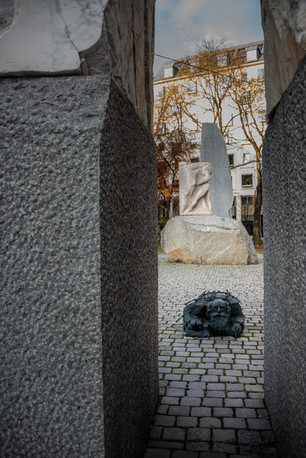 Memorial Against War and Fascism (Mahnmal gegen Krieg und Faschismus)