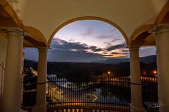 Melk Abbey Sunset