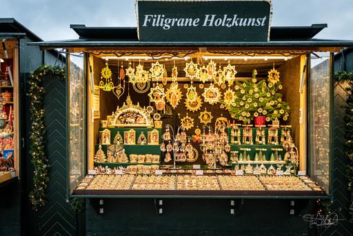 Schönbrunn Palace - Christmas Market-Ornaments