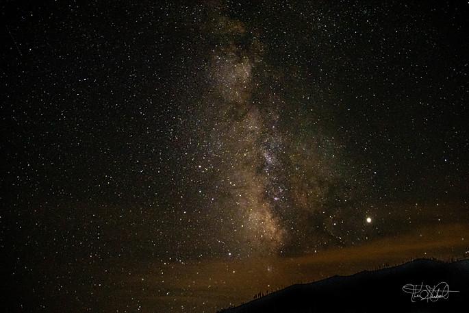 Milky Way - Valleciito Colorado