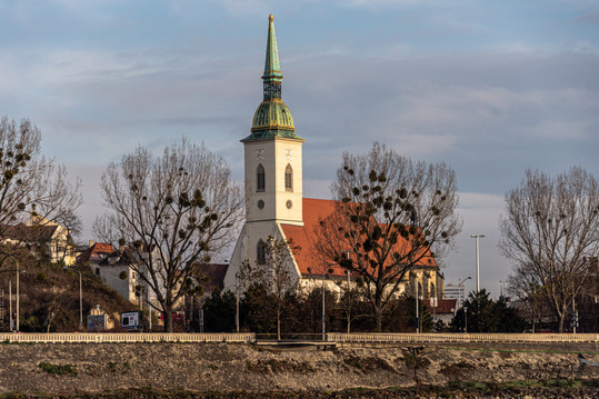 Church near Bratislava