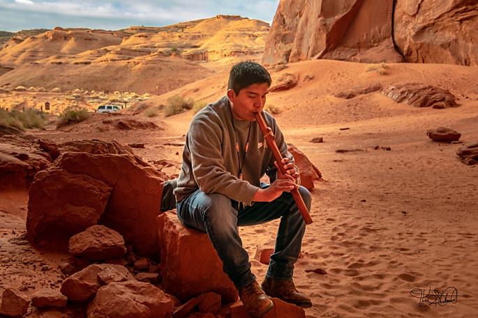 Native Music in Big Hogan