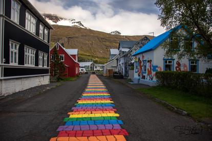 Seydisfjordur to the South