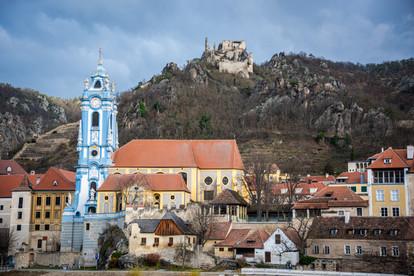 Dürnstein Abbey  and Castle