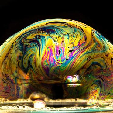 Bubbles & Waterdrops