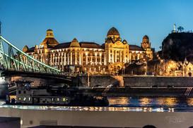 The Danubius Hotel Gellert & Liberty Bridge