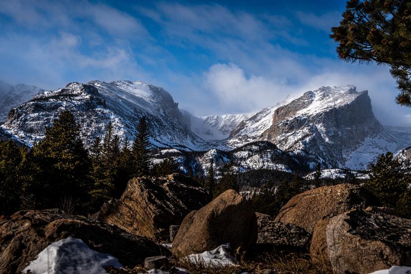 Hallet Peak RMNP